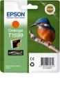 Original Epson T1599 (Eisvogel) Druckerpatronen Orange