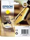 Original Patronen Epson T1624 16 Gelb