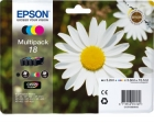 Original Patronen Epson T1806 18 Set