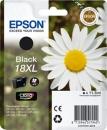 Original Patronen Epson T1811 18 XL Schwarz
