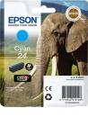 Original Patronen Epson Nr. 24 (Elefant) Cyan
