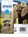 Original Patronen Epson Nr. 24 (Elefant) Cyan XL