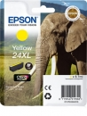 Original Patronen Epson Nr. 24 (Elefant) Yellow/Gelb XL