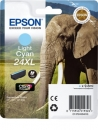 Original Patronen Epson Nr. 24 (Elefant) Light Cyan XL