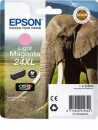 Original Patronen Epson Nr. 24 (Elefant) Light Magenta XL