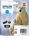 Original Patronen Epson T2612 (Eisbär) Cyan
