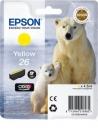 Original Patronen Epson T2614 (Eisbär) Yellow/Gelb