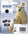 Original Patronen Epson T2621 (Eisbär) Schwarz XL