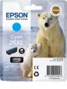 Original Patronen Epson T2632 (Eisbär) Cyan XL