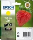 Original Epson Patronen 29 T2984 (Erdbeere) Gelb