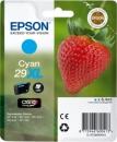 Original Epson Patronen 29 XL T2992 (Erdbeere) Cyan