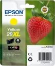 Original Epson Patronen 29 XL T2994(Erdbeere) Gelb