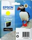 Original Epson Patronen T3244 (Puffin) Gelb