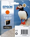 Original Epson Patronen T3249 (Puffin) Orange