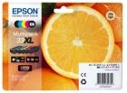 Original Epson  Patronen 33 XL (Orange) T3357 Set