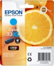 Original Epson Patronen 33 XL (Orange) T3362 Cyan