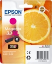 Original Epson 33 XL (Orange) T3363 Magenta