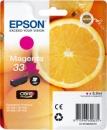 Original Epson 33 XL (Orange) T3363 Magenta