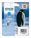 Original Epson Patronen T5592 Cyan
