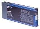 Original Epson Patronen T6142 Cyan
