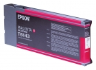 Original Epson Patronen T6143 Magenta