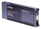 Original Epson Patronen T6148 Mattschwarz