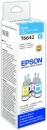 Original Epson Tinte T6642 Cyan