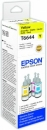 Original Epson Tinte T6644 Yellow/Gelb