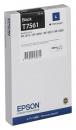 Original Epson Druckerpatrone T7561 / C13T756140 Schwarz