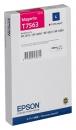 Original Epson Druckerpatrone T7563 / C13T756340 Magenta