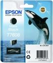 Original Epson Patronen Killer Wal T7608 Mattschwarz