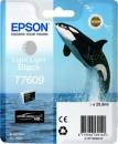 Original Epson Patronen Killer Wal T7609 Fotoschwarz