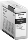 Original Epson Patronen T8501 Fotoschwarz
