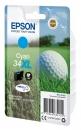 Original Epson Patrone 34 XL C13T34724010 (Golfball) Cyan
