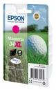Original Epson Patrone 34 XL C13T34734010 (Golfball) Magenta