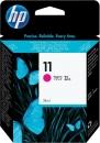 Original HP Patronen 11 C4837AE Magenta