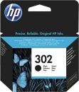 Original HP Patronen 302 F6U66AE Schwarz