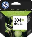 Original HP Patronen 304 XL N9K08AE Schwarz