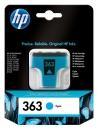 Original HP Patronen 363 C8771 Cyan
