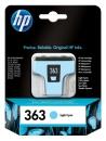 Original HP Patronen 363 C8774 Cyan/hell
