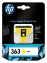 Original HP Patronen 363 C8773 Gelb