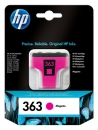 Original HP Patronen 363 C8772 Magenta