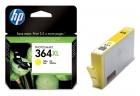 Original HP Patronen 364xl CB325EE Gelb