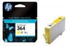 Original HP Patronen 364 CB320EE Gelb