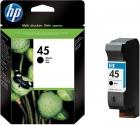 Original HP Patronen 45 51645AE Schwarz
