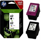 Original HP Patronen 62 N9J71AE im Set