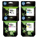 Original HP Patronen 940xl Schwarz Color Multipack