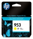 Original HP Patronen 953 F6U14AE Gelb