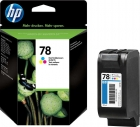 Original HP Patronen 78 C6578AE Color