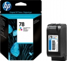 Original HP Patronen 78 C6578DE Color